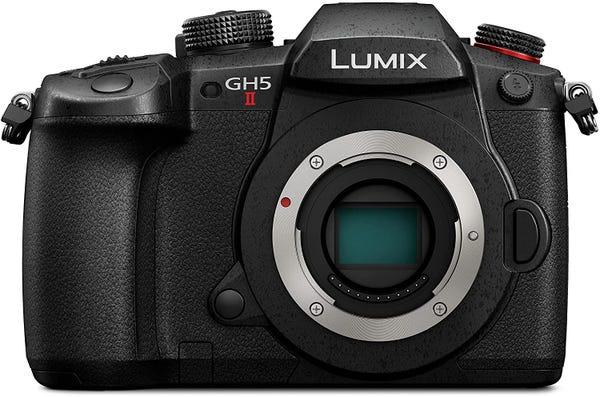 Panasonic LUMIX GH5 II ボディ ミラーレス一眼