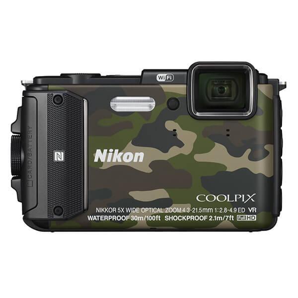 Nikon 防水カメラ COOLPIX AW130