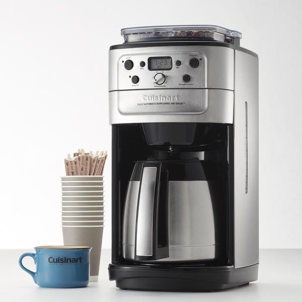クイジナート ミル付全自動コーヒーメーカー ADGB-910KJ 12カップ 1.7Lタンク