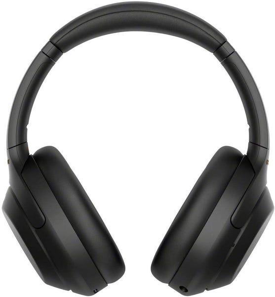 SONY  ワイヤレスノイズキャンセリングヘッドホン WH-1000XM4 ブラック