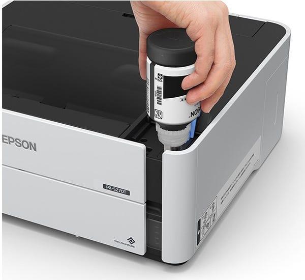 [エプソンインク使い放題プラン]エプソン デスクトップタイププリンター エコタンク搭載モデル PX-S270T(プリント対応)