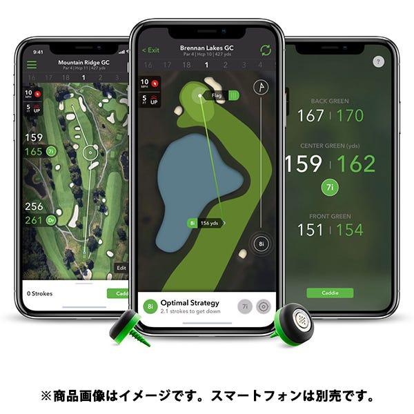 Arccos Golf アーコスゴルフ Arccos Caddie スマートセンサー HP0D2ZM/A