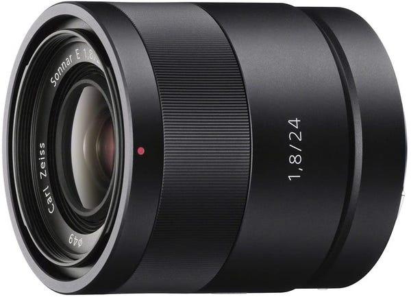 SONY Sonnar T* E 24mm F1.8 ZA SEL24F18Z 単焦点レンズ