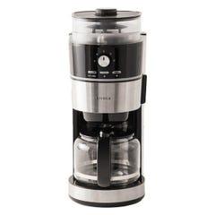 siroca 全自動コーヒーメーカー SC-10c151 2~10杯 ミル内蔵 自動計量式