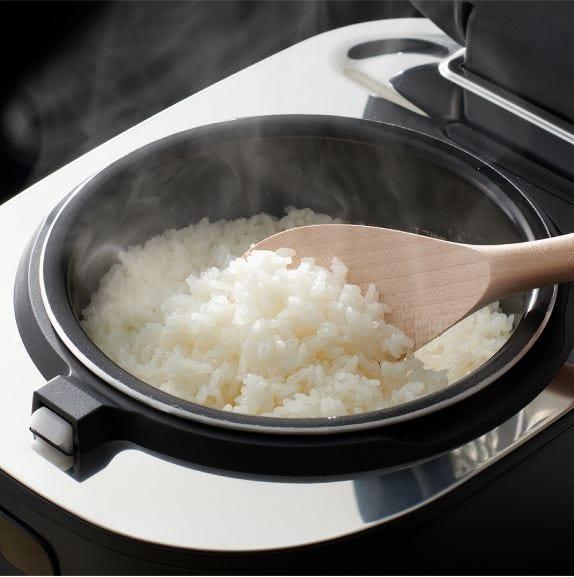 [新品] SHARP IHジャー炊飯器 PLAINLYシリーズ KS-HF05B (0.5〜3合炊き)