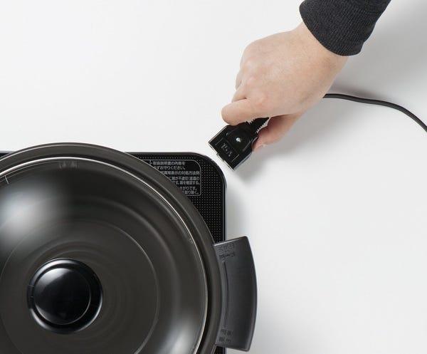 Panasonic 卓上IH調理器 KZ-PG33(鍋付き)