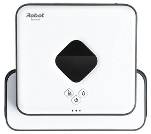 [アウトレット特価品] iRobot 床拭きロボット ブラーバ 390j