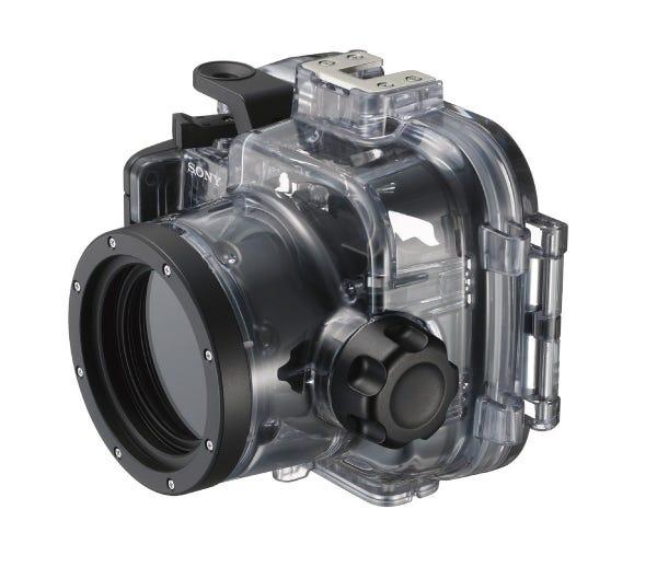 SONY Cyber-shot RX100シリーズ用 アンダーウォーターハウジング MPK-URX100A