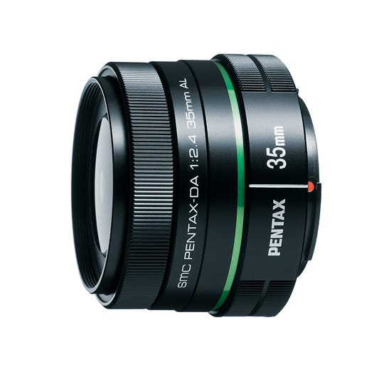 smc PENTAX-DA 35mmF2.4AL 単焦点レンズ