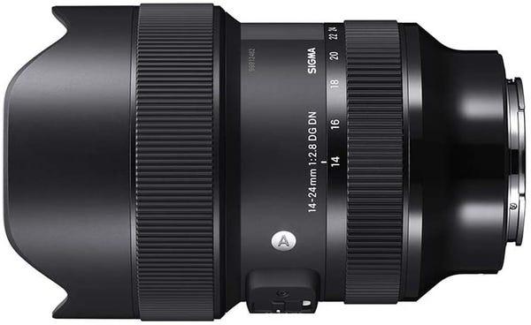 SIGMA 14-24mm F2.8 DG DN Art 超広角ズームレンズ (SONY Eマウント用) 213657