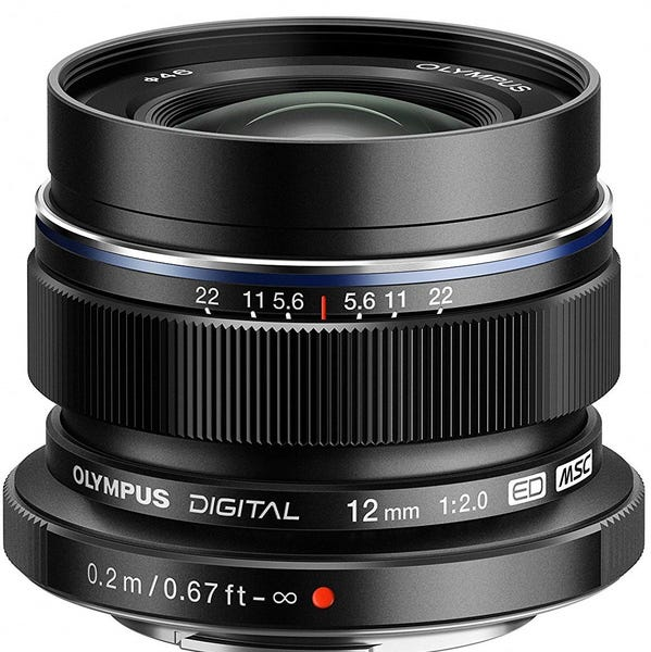 OLYMPUS M.ZUIKO DIGITAL ED 12mm F2.0