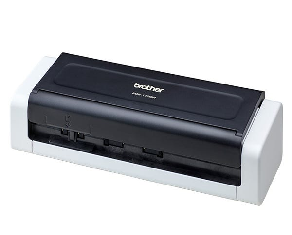 brother ドキュメントスキャナー ADS-1700W