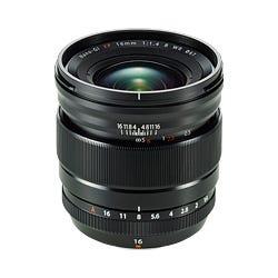 FUJIFILM FUJINON XF 16mm F1.4 R WR 単焦点レンズ