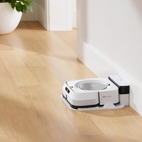 床拭きロボット ブラーバ ジェット m6 アイロボット公式 [ロボットスマートプラン+] あんしん継続コース