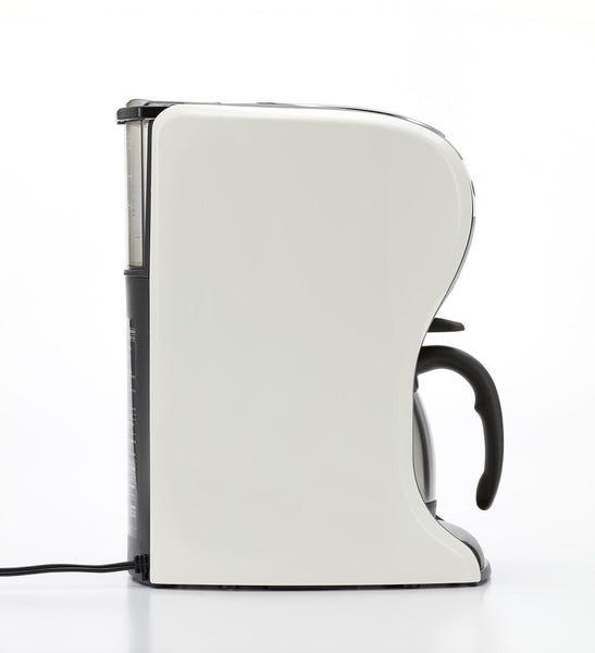 タイガーのコーヒーメーカー ACT-E040の側面