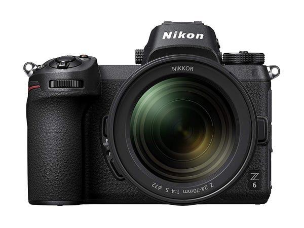 Nikon Z6 24-70 レンズキット ミラーレス一眼