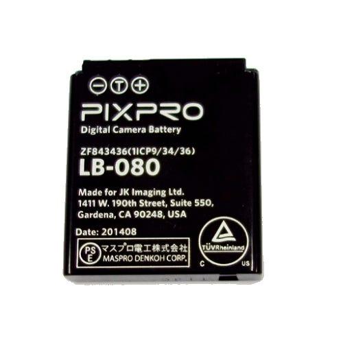 コダック バッテリー SP360 4K/4KVR360用 LB-080