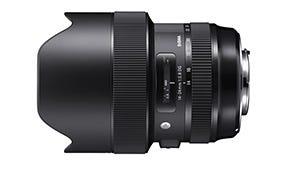 SIGMA 14-24mm F2.8 DG HSM 超広角ズームレンズ (CANON EFマウント) 212544
