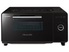 [新品] SHARP ヘルシオグリエ AX-GR1-B [ブラック系] ウォーターオーブン専用機 トースター