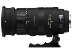 SIGMA APO 50-500mm F4.5-6.3 DG OS HSM 超望遠ズームレンズ (CANON EFマウント) 738549