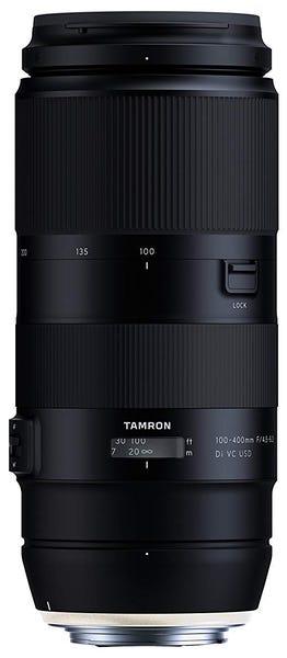 TAMRON 100-400mm F4.5-6.3 Di VC USD (Model A035) 望遠ズームレンズ (NIKON Fマウント)