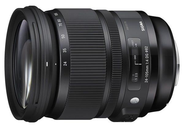 SIGMA Art 24-105mm F4 DG OS HSM 標準ズームレンズ (NIKON Fマウント)635558