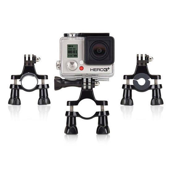 [純正] GoPro ハンドルバー/シートポストマウント GRH30