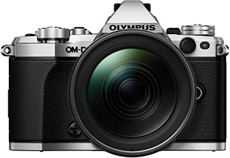 OLYMPUS E-M5 Mark II 12-40mm F2.8 レンズキット シルバー ミラーレス一眼