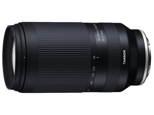 TAMRON 70-300mm F/4.5-6.3 Di III RXD (A047) 望遠ズームレンズ (SONY Eマウント)