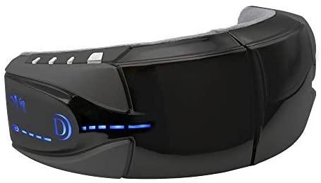 ドクターエア 3DアイマジックS EM-03 ブラック