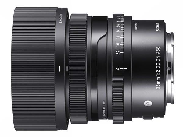 SIGMA 35mm F2 DG DN Contemporary 単焦点レンズ (SONY Eマウント用) 347659