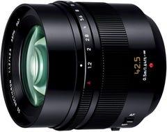 Panasonic LEICA DG NOCTICRON 42.5mm F1.2 ASPH. POWER O.I.S.  単焦点レンズ