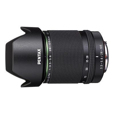 HD PENTAX D FA 28-105mmF3.5-5.6ED DC WR 標準ズームレンズ
