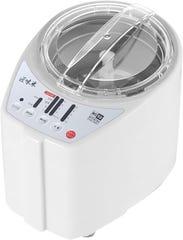 山本電気 精米機 MICHIBA KITCHEN PRODUCT RICE CLEANER 匠味米 Premium White MB-RC52W