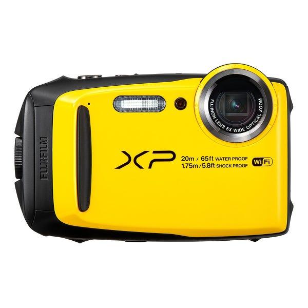 FUJIFILM 防水カメラ FinePix XP120