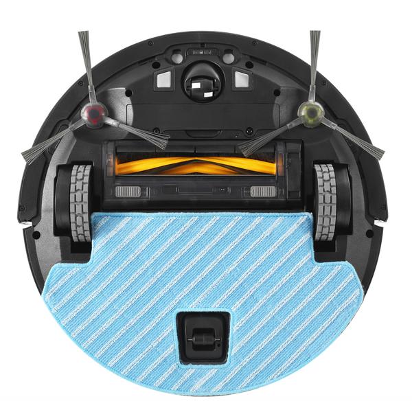 ECOVACS DEEBOT OZMO 930 マップ作成機能付き水拭きもできる家庭用ロボット掃除機