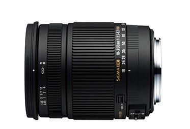SIGMA 18-250mm F3.5-6.3 DC OS HSM 高倍率ズームレンズ (CANON EFマウント) 880545