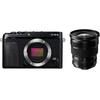FUJIFILM X-E3 10-24mmF4 R OIS レンズセット ミラーレス一眼 [レンティオおすすめセット]