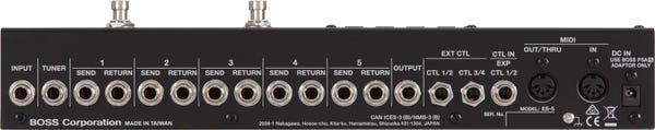 BOSS Multi Effects Switcher ES-5