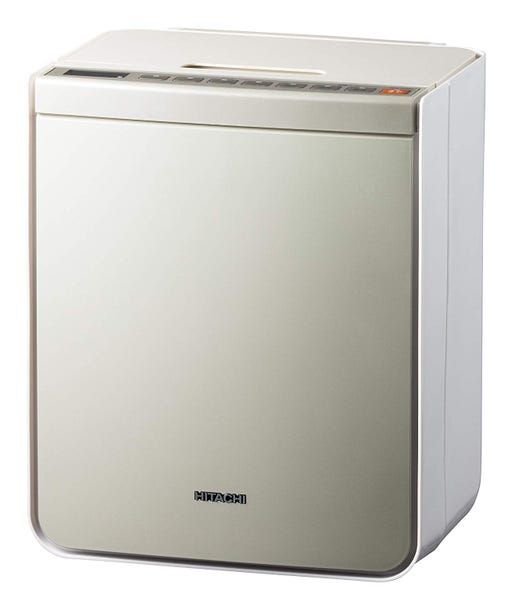 日立 ふとん乾燥機(マット不要・速乾&速暖モデル) シャンパンゴールド HFK-VH880-N