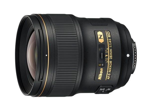 NIKON AF-S NIKKOR 28mm f/1.4E ED 単焦点レンズ