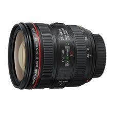 CANON EF24-70mm F4L IS USM 標準ズームレンズ