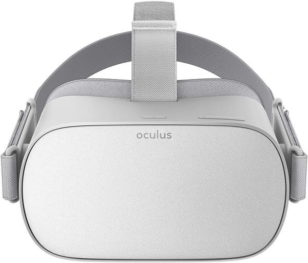 VR Oculus Go オキュラス 単体型VRヘッドセット  2560x1440 Snapdragon 821 (32GB)