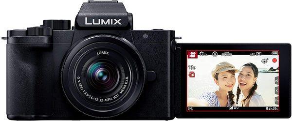 Panasonic LUMIX DC-G100 標準ズームレンズキット ミラーレス一眼