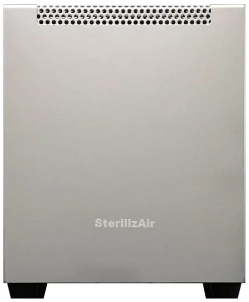 ステライザ 空気清浄/空間除菌器 54畳 SterilizAir USJ-2