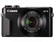Canon PowerShot G7 X Mark II コンパクトデジタルカメラ