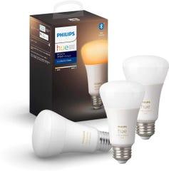 Philips Hue ホワイトグラデーション シングルランプ E26 Bluetooth+Zigbee 3個セット スマート電球