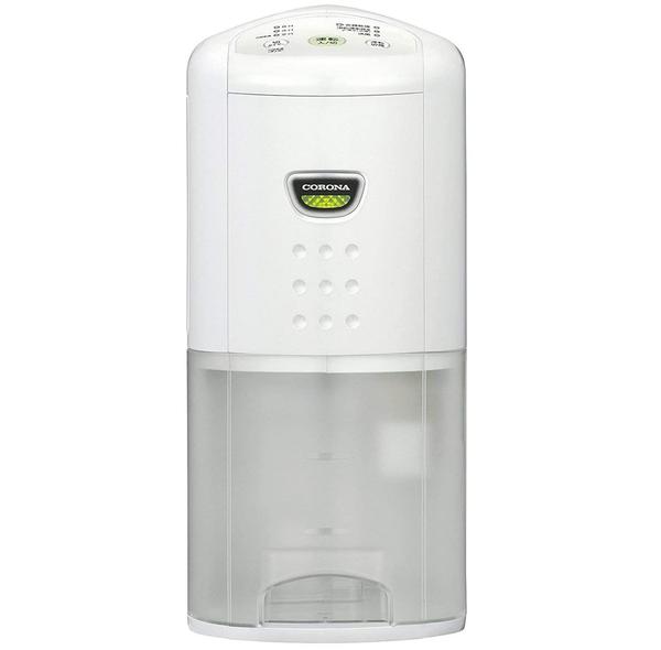 コロナ 衣類乾燥除湿機 除湿量6.3L ホワイト CD-P63A