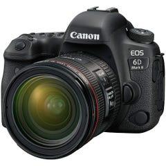 CANON EOS 6D Mark II EF24-70 F4L IS USM レンズキット 一眼レフ