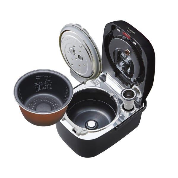 パナソニック Wおどり炊き SR-SPX107 炊飯器 ジャー ルージュブラック